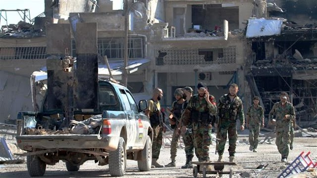 Foreign-sponsored Takfiri militants pushed out of six villages in Syria's Latakia