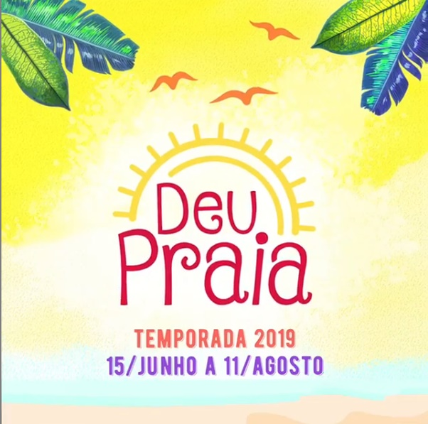Deu Praia Goiânia 2019