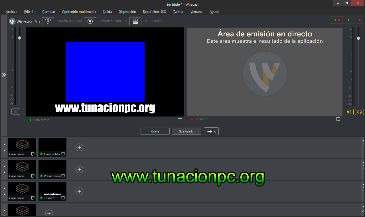Telestream Wirecast Pro Full Español Gratis