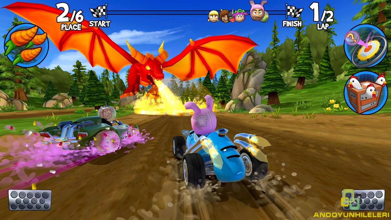 Beach Buggy Racing 2 v1.3.3 Hileli