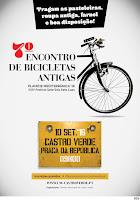 VII Encontro de Bicicletas Antigas de Castro Verde