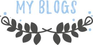 My Blogs