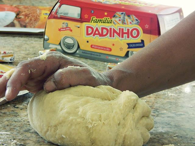 Receitas musicais com Dadinho / A Pizza
