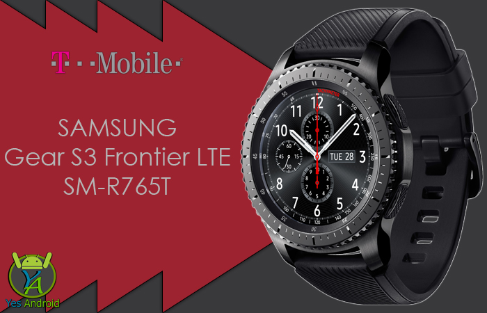 T-Mobile Samsung Gear S3 Frontier LTE SM-R765T Full Specs