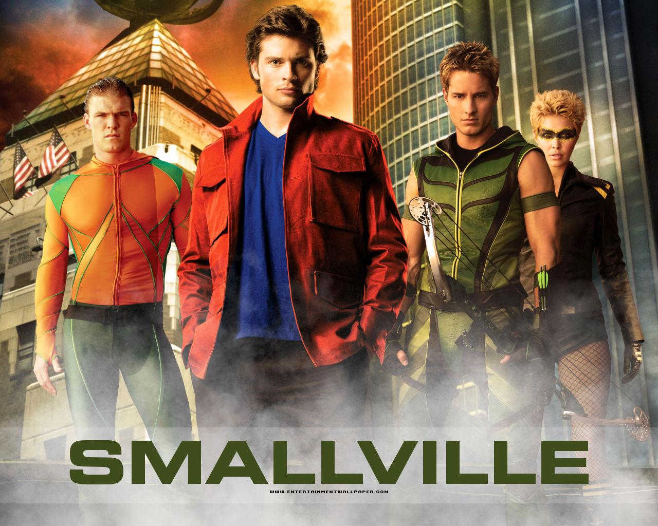 Smallville Desktop Wallpaper, Free!