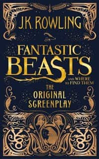 Fantastic Beasts Where Find Them Original Screenplay ePub Mobi