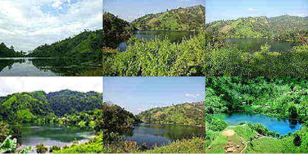 Images of Beautiful Boga Lake in Bandarban