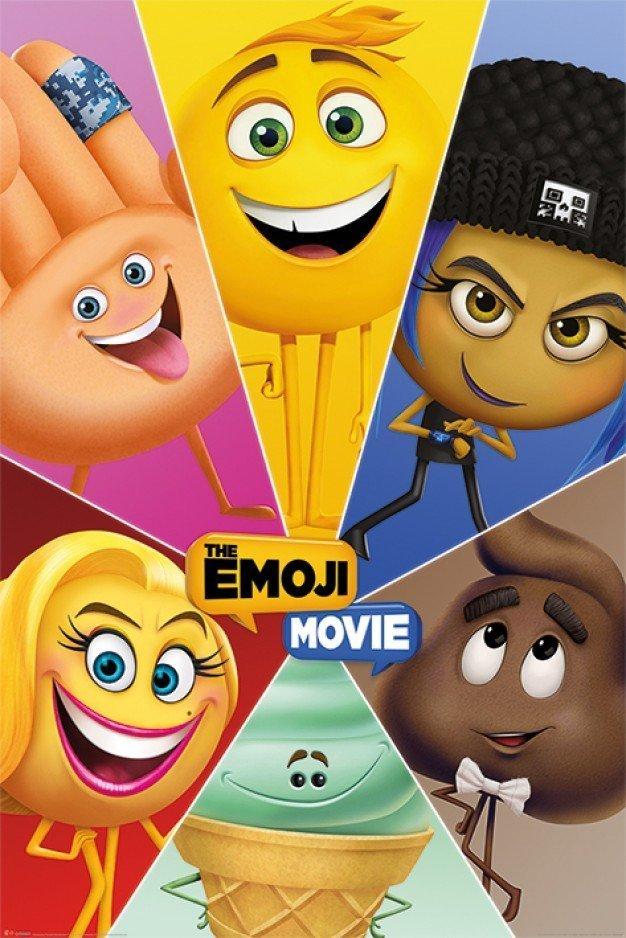 Cinema World The Emoji Movie 2017