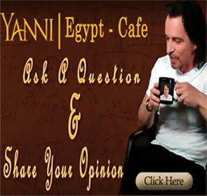 Yanni | Egypt - Cafe