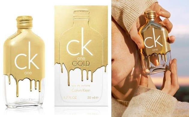 Foroffice Calvin Klein Perfume One Gold