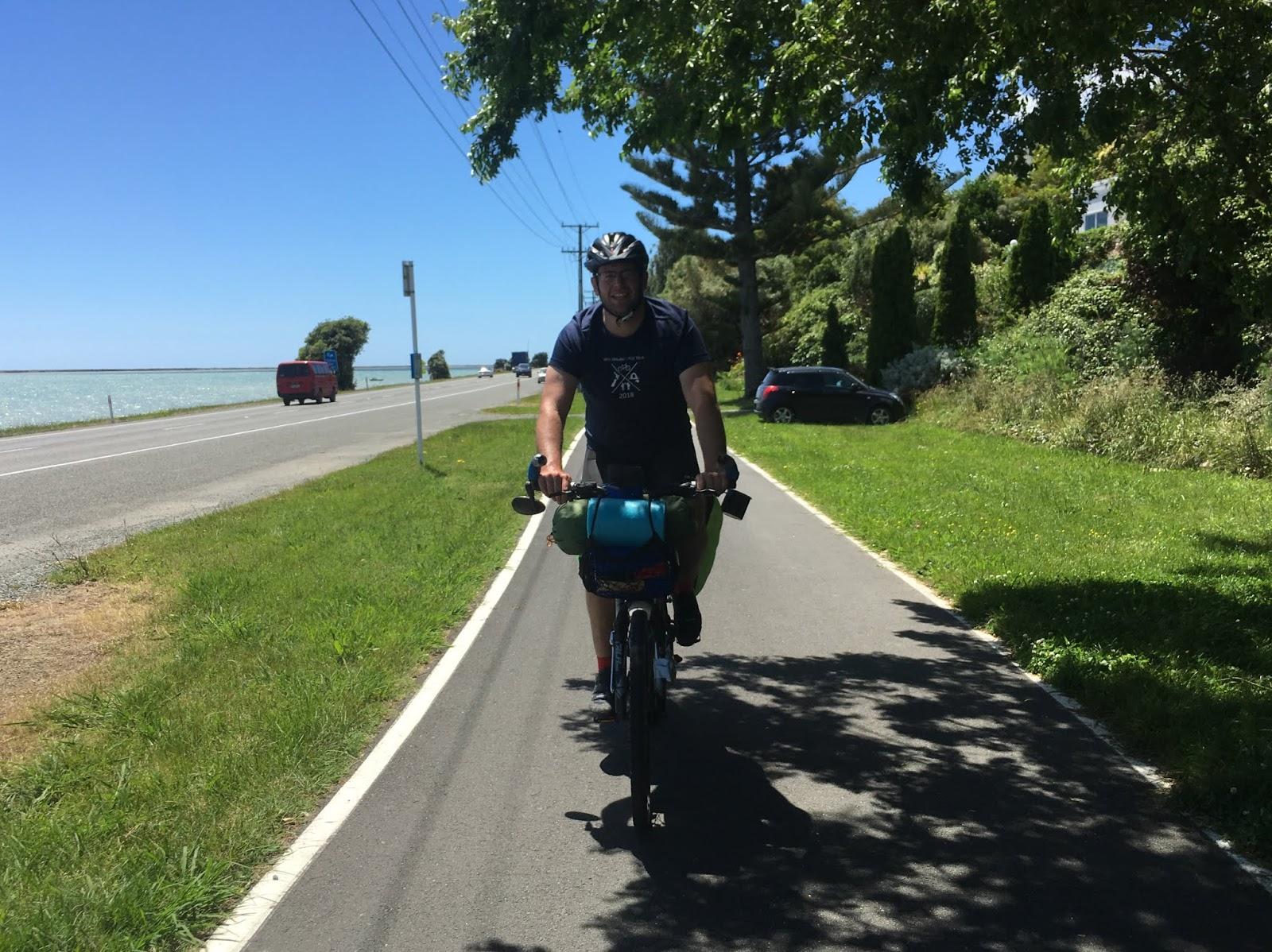 New Zealand Cycle Tour 2018 Day 26 Rai Valley To Richmond
