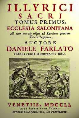 Illyricum Sacrum, Illyrici Sacri