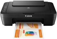 Canon MG2500S Setup printer