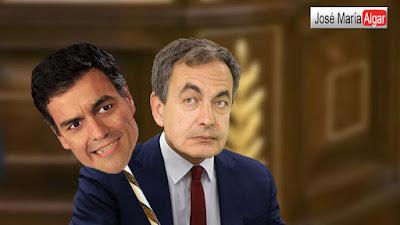 Debate de investidura. A Pedro Sánchez se le cae la cara.