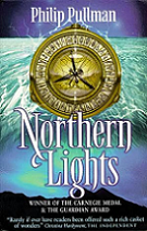 Northern Lights by Philip Pullman Book Cover