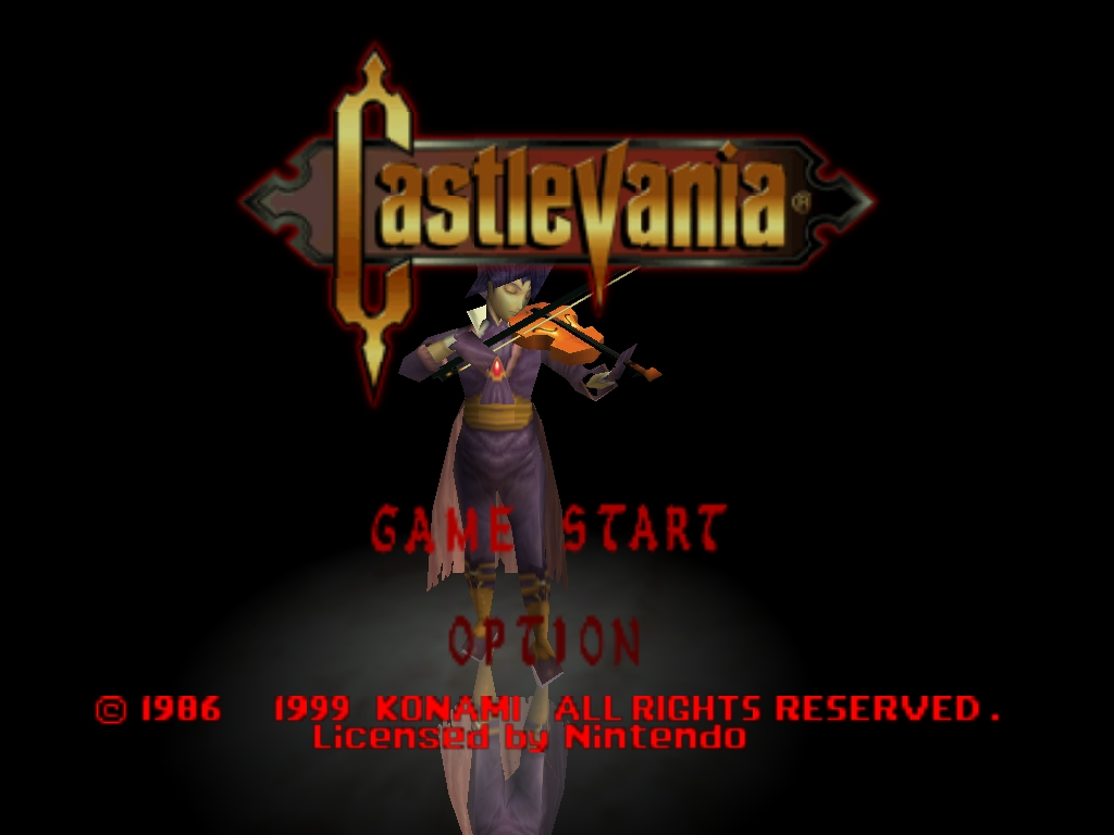 Vicsors Opinion Castlevania 64 The Castle Of Hell