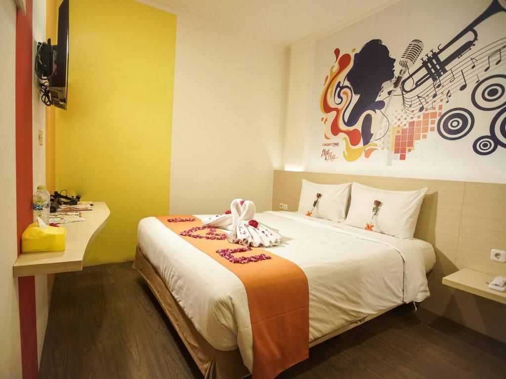 Front One Inn Syariah Hotel Terbaik dan Termewah di Jombang, Indonesia