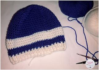 berretto di lana step9