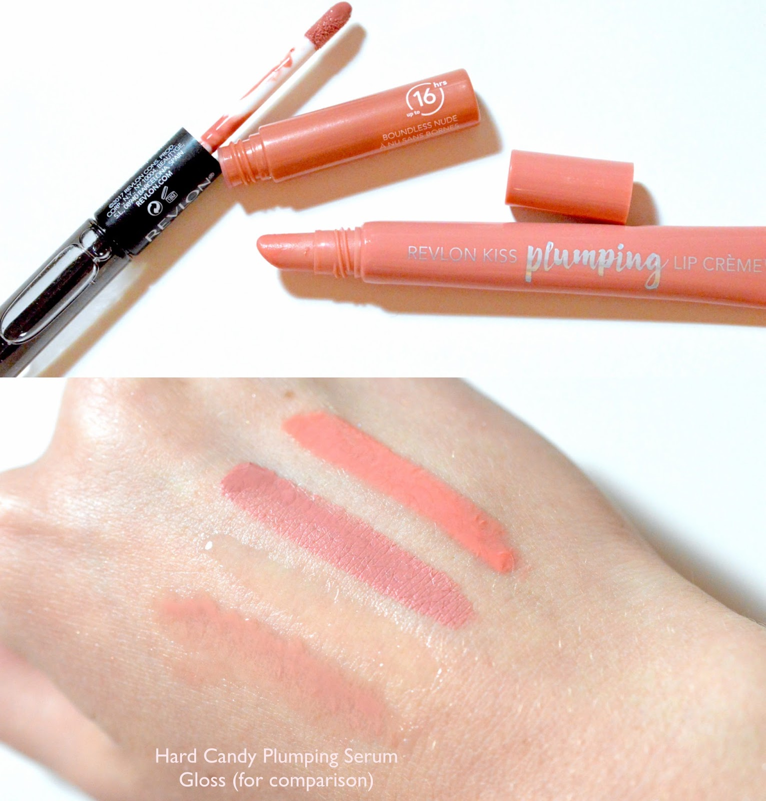 Revlon Kiss Plumping Lip Crème Review