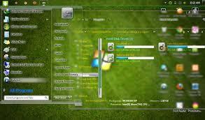 Mengatasi Windows 7 Yang Tidak Bisa Efek Transparan