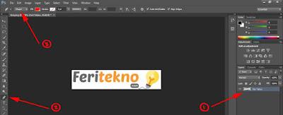 cara membuat efek blur di photoshop 5