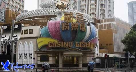 Seluruh Kasino di Macau Tutup Pertama Kalinya Akibat Topan Mangkhut
