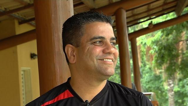 Técnico do Atlético-GO, Marcelo Cabo foi encontrado em motel, diz polícia