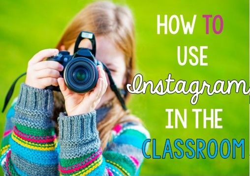 How to use Instagram in the classroom.