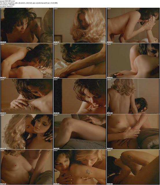 Angelina Jolie Lesbian Seens 118