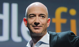 Jeff Bezos richest men in the world