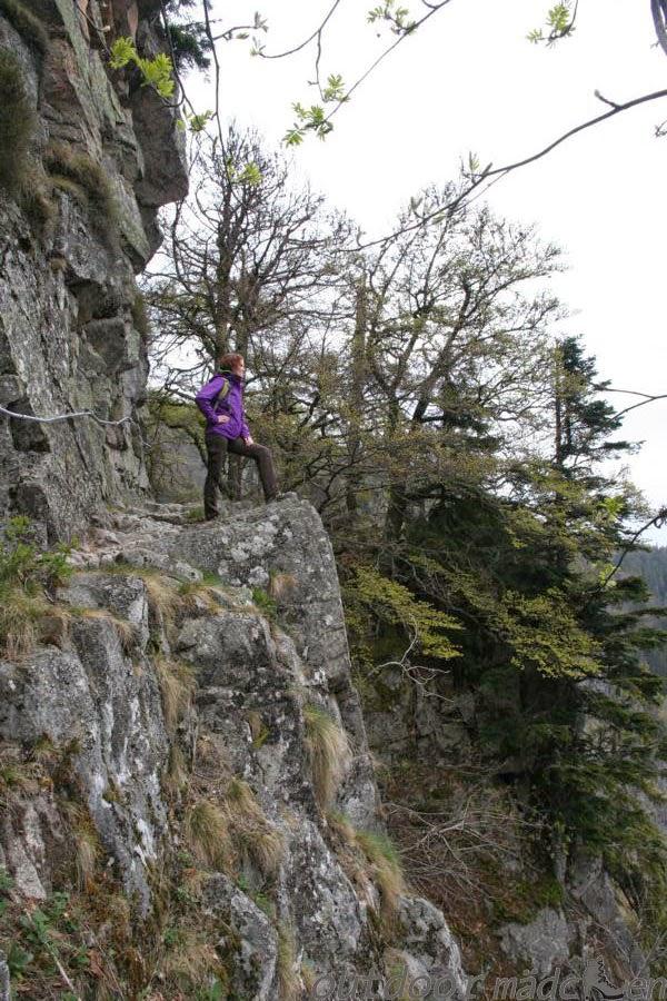 le Hohneck und der sentier des roches