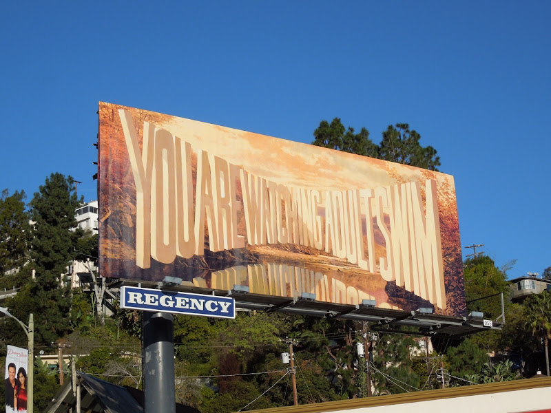 You are watching Adult Swim billboard