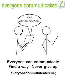 Everyone Communicates - Got Communication    t-shirt, tote bag graphic