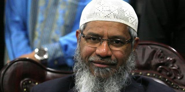 Zakir Naik Sedih Lihat Kondisi Sebagian Orang Islam di Indonesia