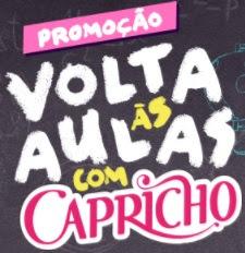 Cadastrar Promoção Capricho 2018 Volta às Aulas iPhone 8 Cartão Mesada