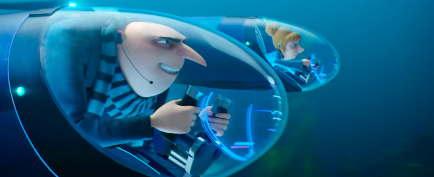 Despicable Me 3 Opens At No1 With P936 M The Biggest Opening Bettina Heels Belka Black Hitam 39 Getting Lions Share Of Box Office Grosses Are Sm Mall Asia Trinoma And Megamall