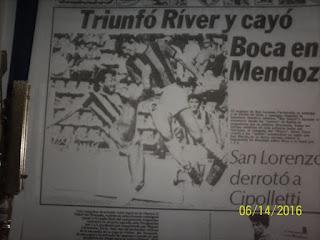 Debut albinegro en el Nacional 1980