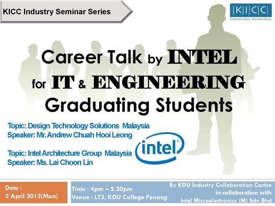 IT Dept @ KDU UC Penang: 03/01/2012 - 04/01/2012