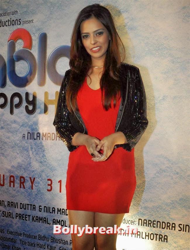 Preet Kamal, Reyhna Malhotra at 'Babloo Happy Hai' Audio Launch