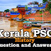Kerala PSC History Question and Answers - 13