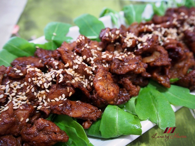ntuc porkee lean meat teriyaki pork recipe