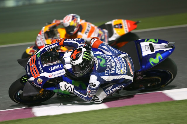 Lorenzo Menyatakan 'track akan mendapatkan lebih cepat' MotoGP 2016