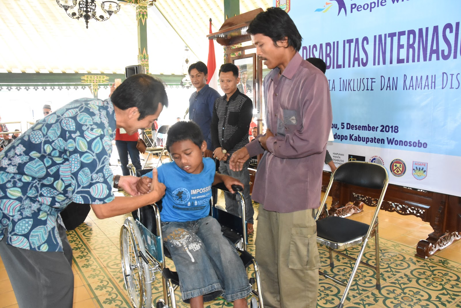 Hari Disabilitas Internasional Sebagai Momentum Eksploitasi Potensi Dan Bakat Penyandang Disabilitas