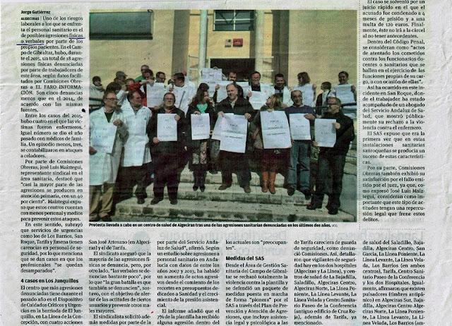 Denuncia Agresiones a Médicos