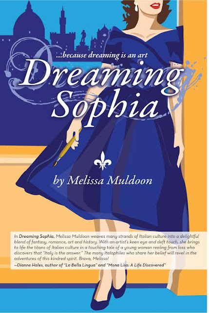Dreaming Sophia: Because Dreaming is an Art by Melissa Muldoon (Book Spotlight & Giveaway!)