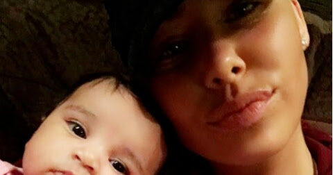 Amber Rose Shares Sweet Photo of Rob Kardashian and Blac Chyna's Daughter Dream