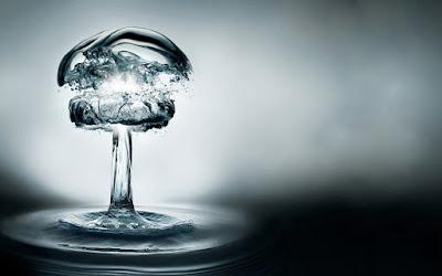 atom bombası su resmi