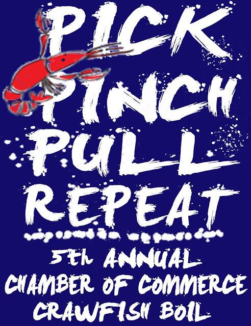 Prescott Chamber of Commerce Crawfish Boil CurleyWolf.com