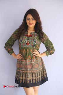 Actress Shruti Sodhi Pictures at Meelo Evaru Koteeswarudu Trailer Launch  0017.JPG