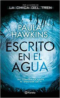 selección libros recomendaciones día del libro 2018 escrito en el agua